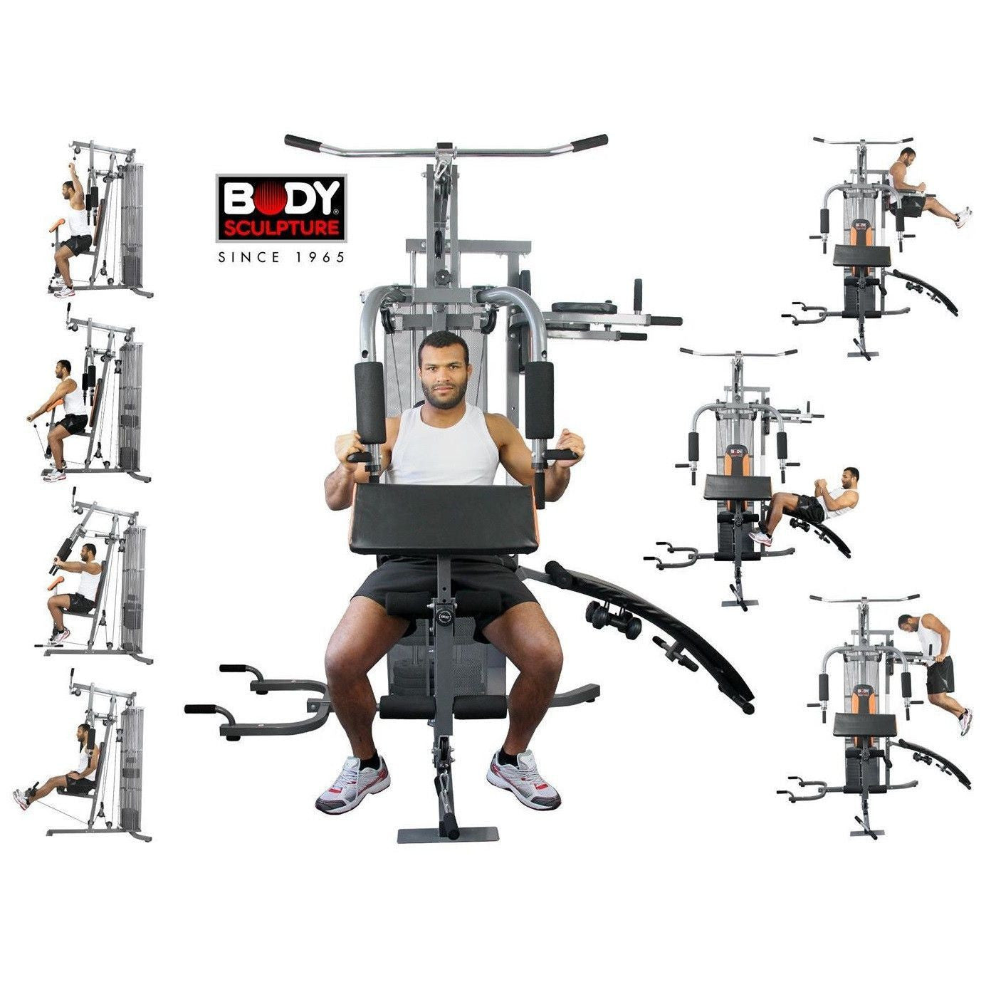 Gym Equipment Vadodara: Atlas Weight Equipment
