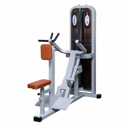 Back Rowing Machine With 3 Hands Position