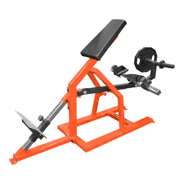 Chest Supported Lever Row (With Multiangle Handles)