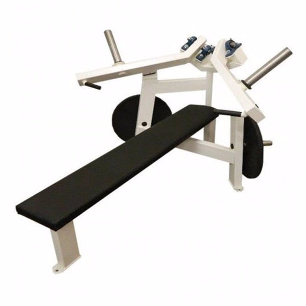 Ergonomic Chest Press on Bench Machine