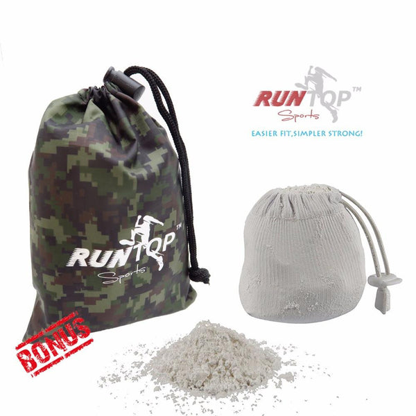 Gym Lifting Chalk Ball with Pouch
