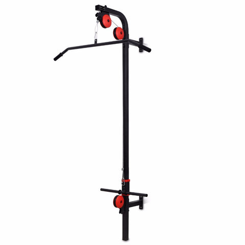 buy Lat Pulldown and Row Machine (Plate Loaded, Mounting to the Wall) for <span class=money>£73.00</span>