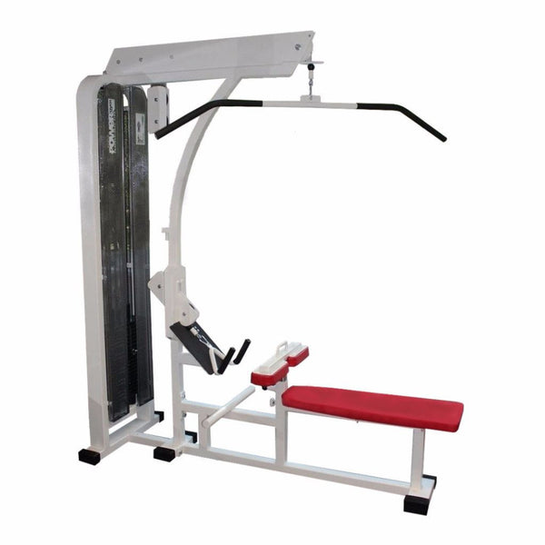 Lat Pulldown and Seated Row Machine (Multi Gym)