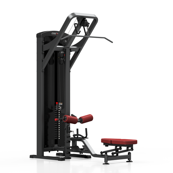 Lat Pulldown / Back Row Machine (Convertible)