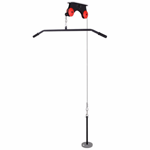 Lat Pulldown (Plate Loaded, Ceiling Mounted)