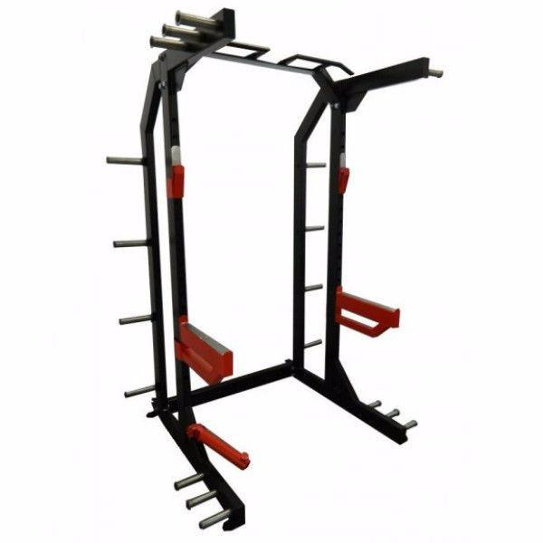 Multifunctional Half Cage Power Rack