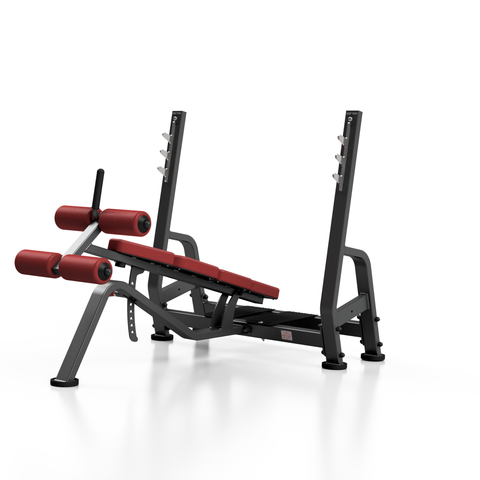 Olympic Adjustable Decline Bench Press