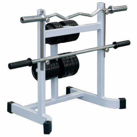 Plate Holder and Barbell Rack