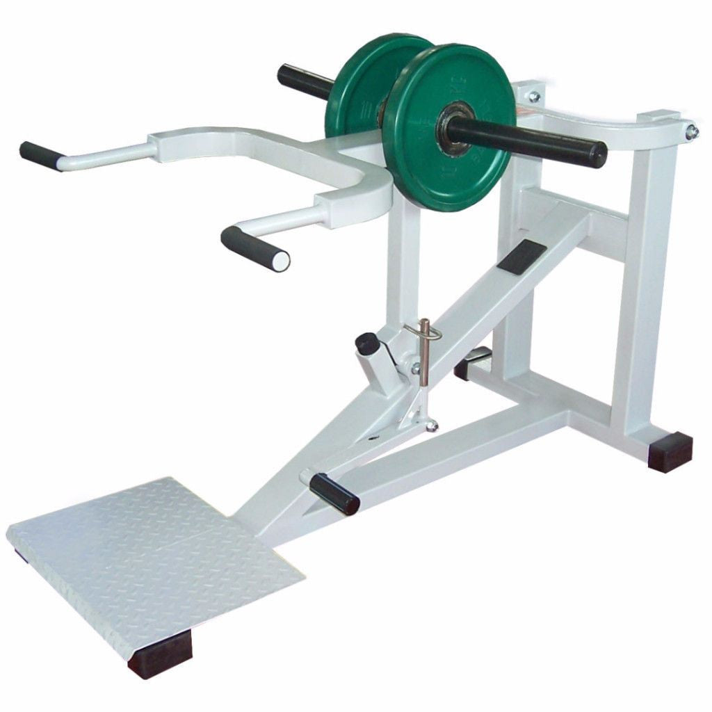 Fitness Equipment for Traps (Trapezius) Muscle: Plate Loaded Machines...