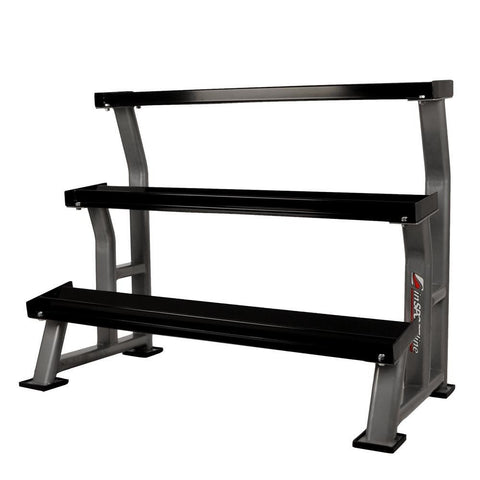 Three Row Dumbbells Stand (Storage)
