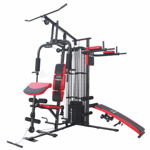 Titan 12 Multi Gym