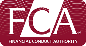 Authorised and Regulated by Financial Conduct Authority (FCA) badge