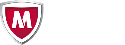 McAfee secure badge