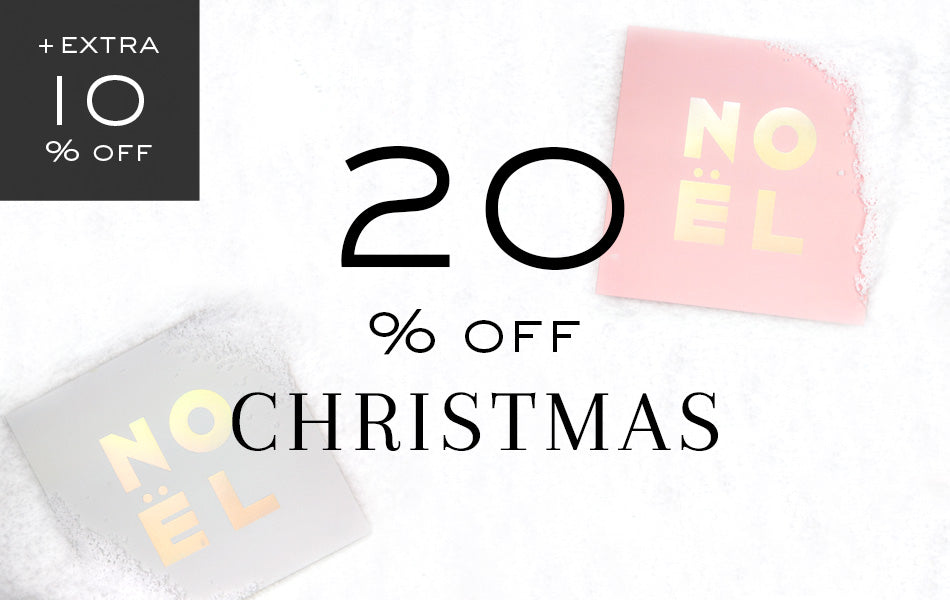 20% off Christmas Greeting Cards and Packs
