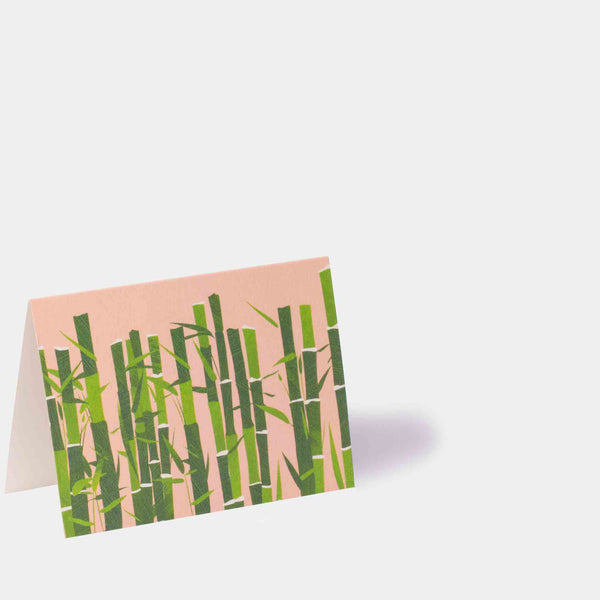 Bamboo Note Card