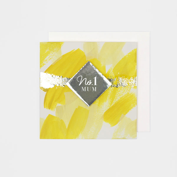 Mother's Day Card - Yellow