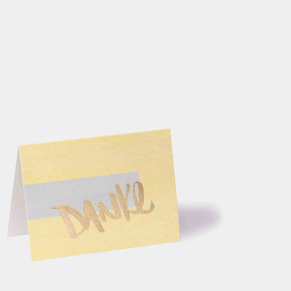 Danke Note Card