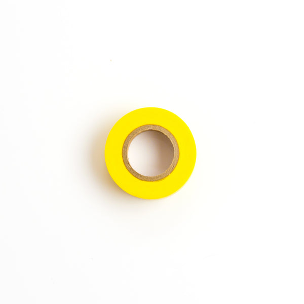 Yellow Maste Tape