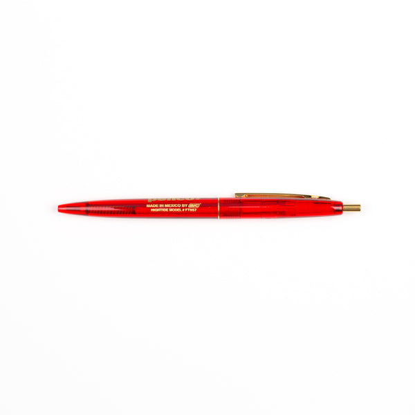 Red PenCo Gemlite Ballpoint Pen