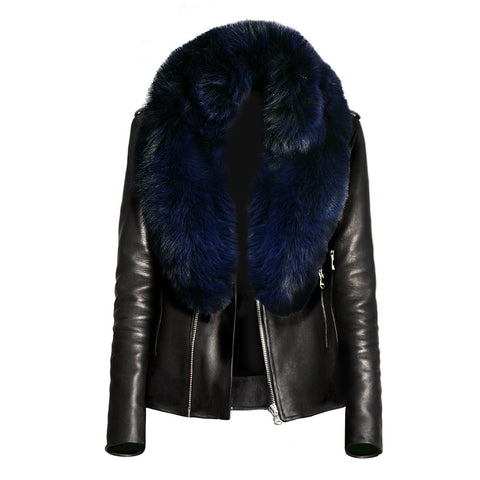 Frederick Snow Fur Collar