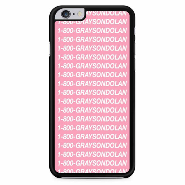 1 800 Grayson Dolan iPhone 6 Plus / 6s Plus Case