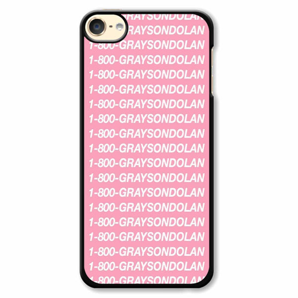 1 800 Grayson Dolan iPod Touch 6 Case