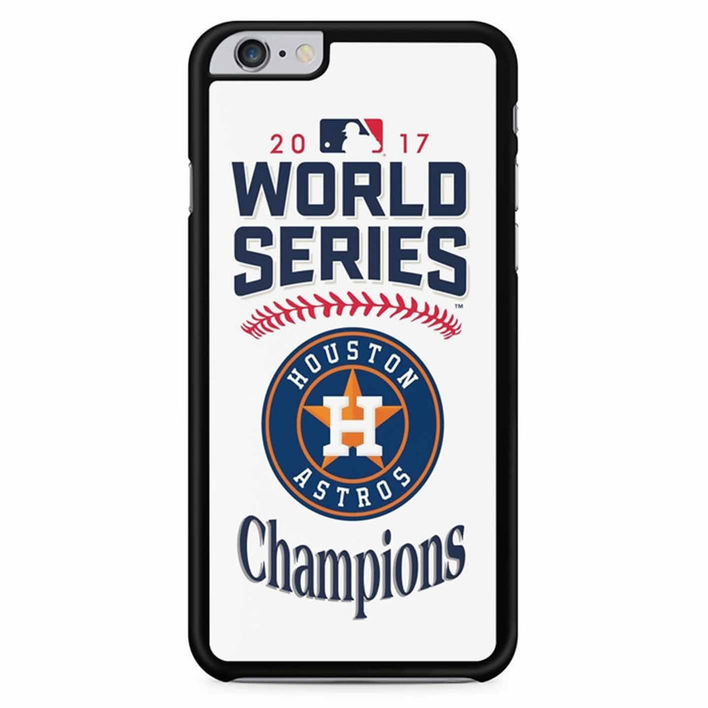 2017 World Series Champions Houston Astros iPhone 6 Plus / 6s Plus Case