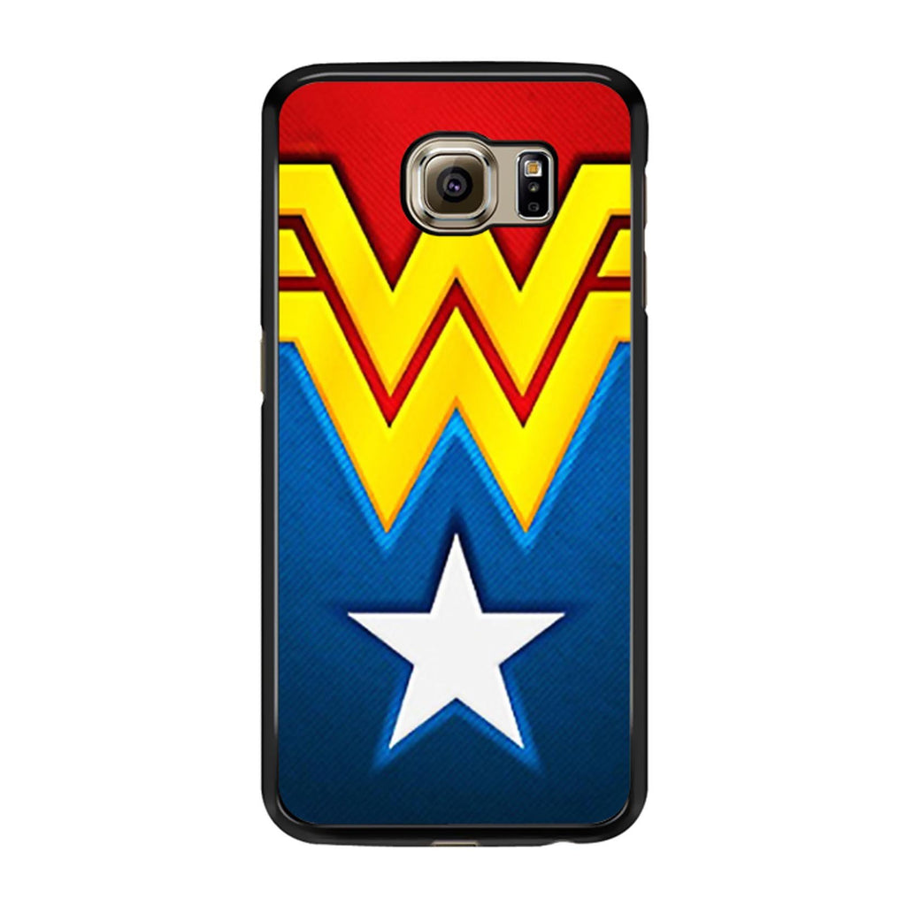 5 Hard Superman Samsung Galaxy S6 Case