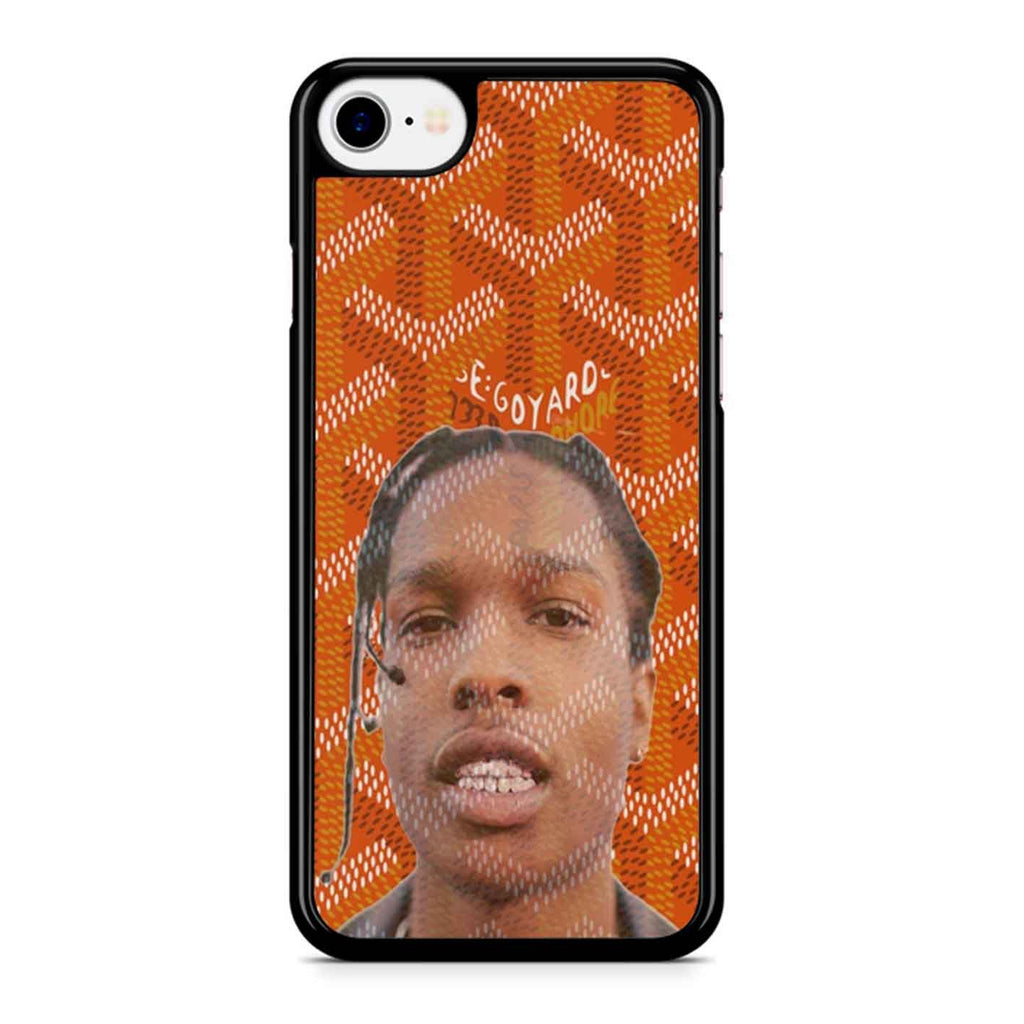 Asap Rocky Goyard iPhone 8 Case