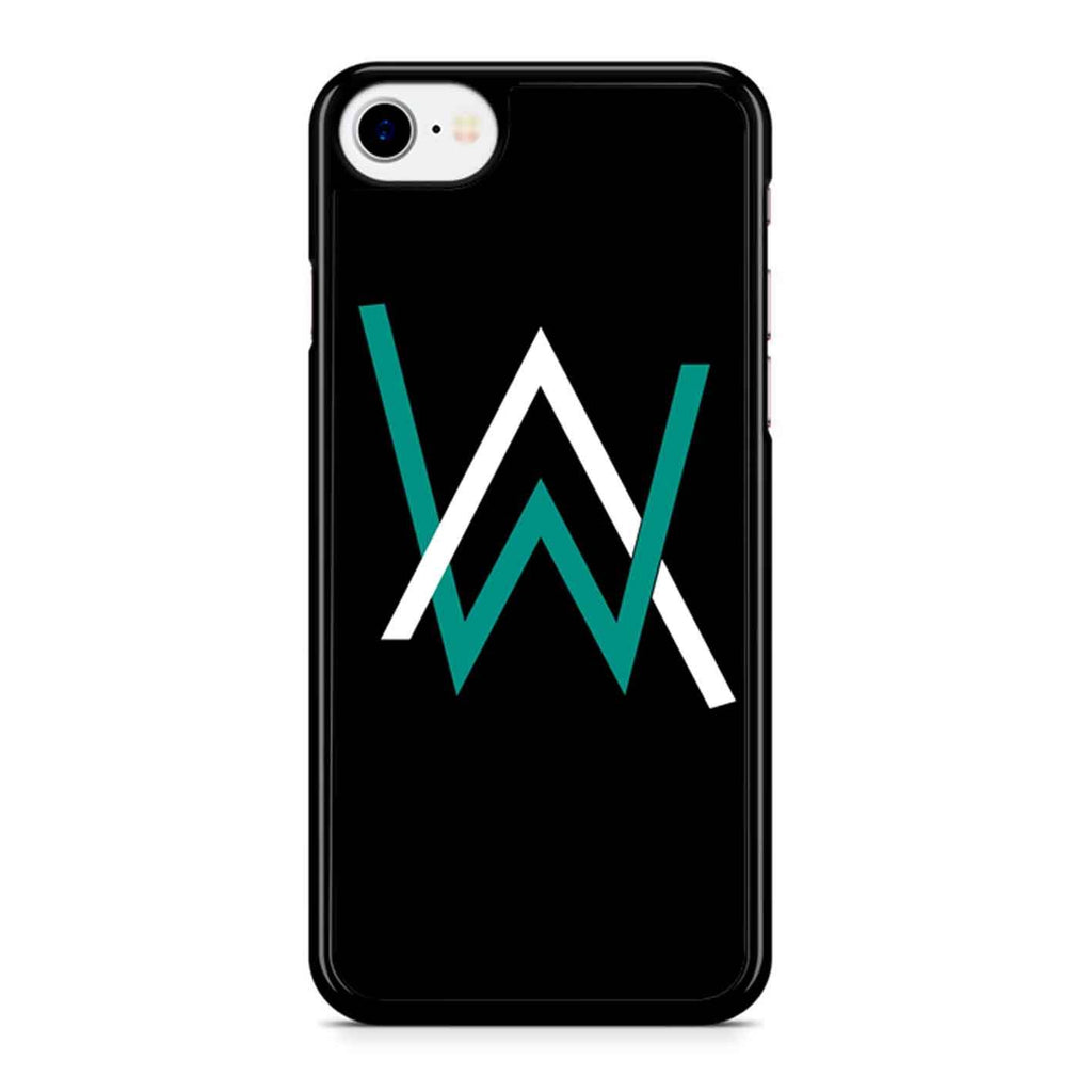 Alan Walker Logo On Black iPhone 8 Case