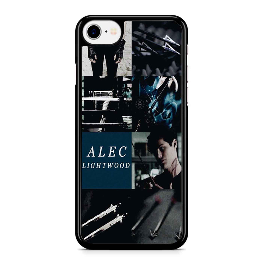 Alec Lightwood Shadowhunters iPhone 8 Case