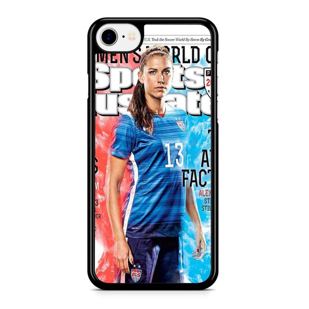Alex Morgan 4 iPhone 8 Case