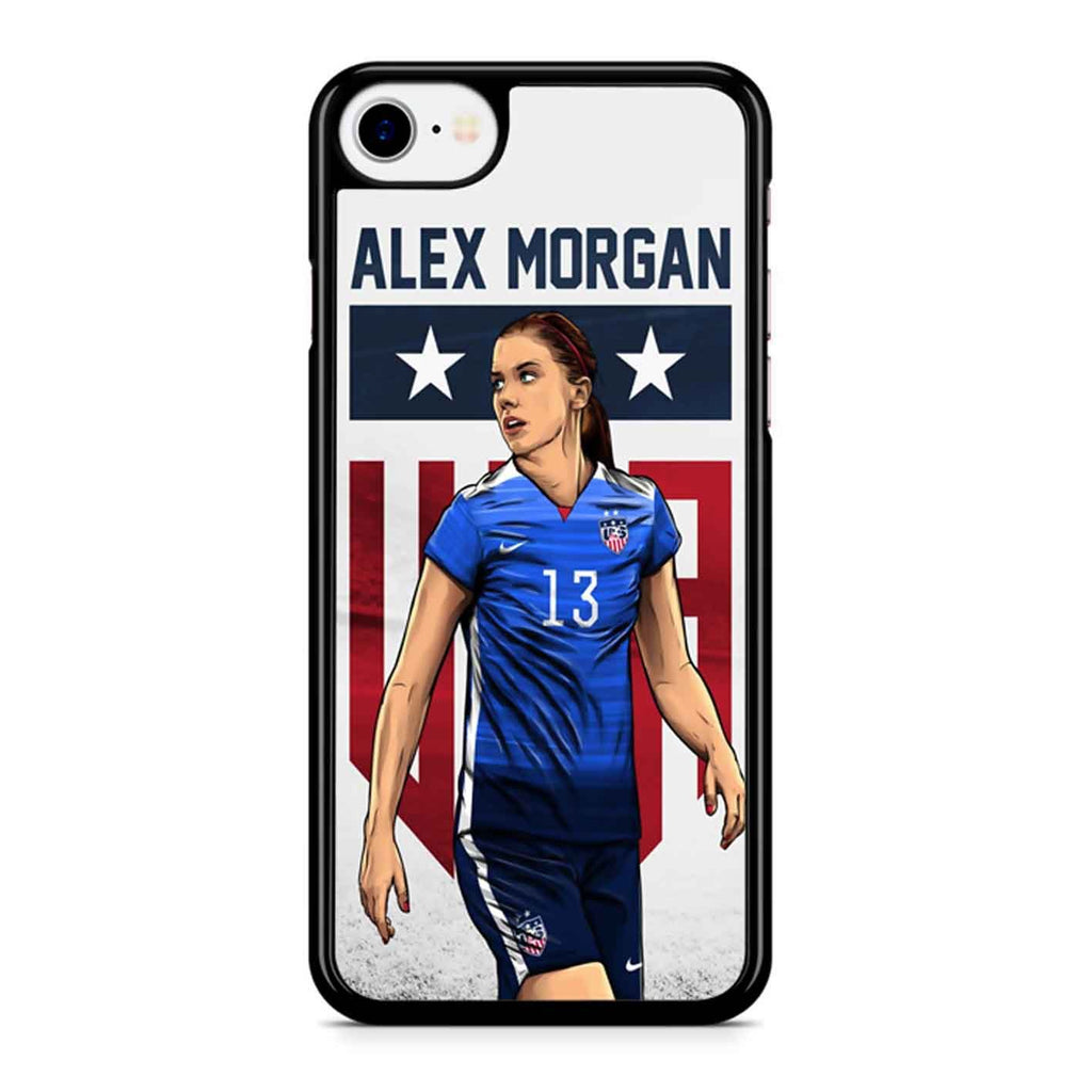 Alex Morgan Team Usa Limited Edition iPhone 8 Case