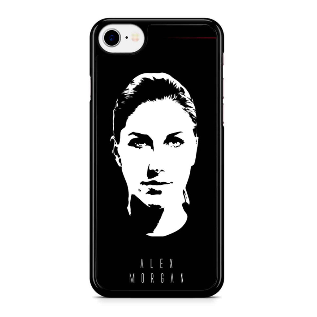Alex Morgan Art iPhone 8 Case