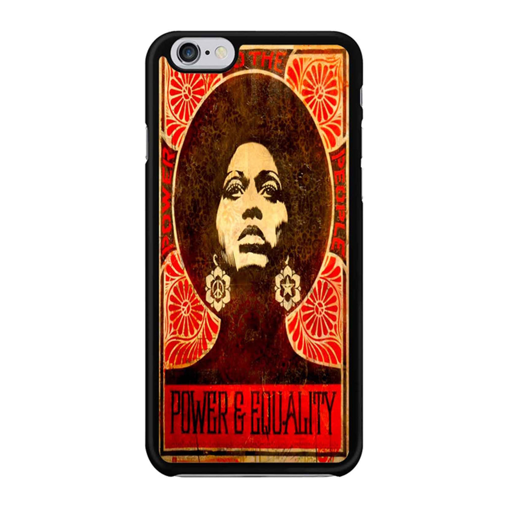 Angela Davis Blueriegn Iphone 6 / 6S Case