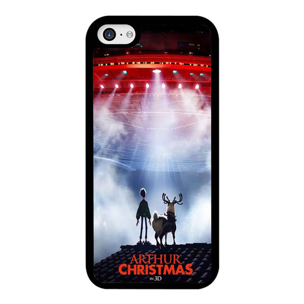 Arthur Christmas 3D iPhone 5C Case