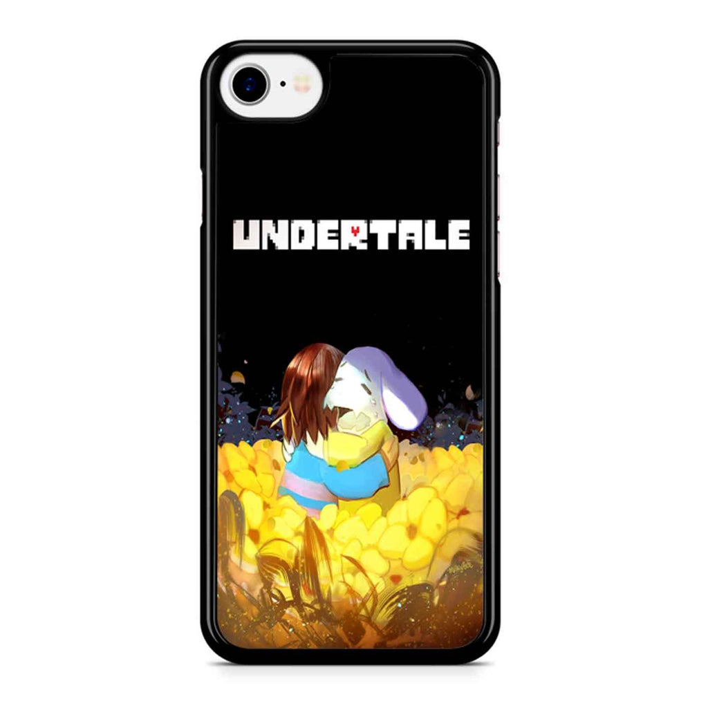 Asriel And Frisk Undertale 3 iPhone 8 Case
