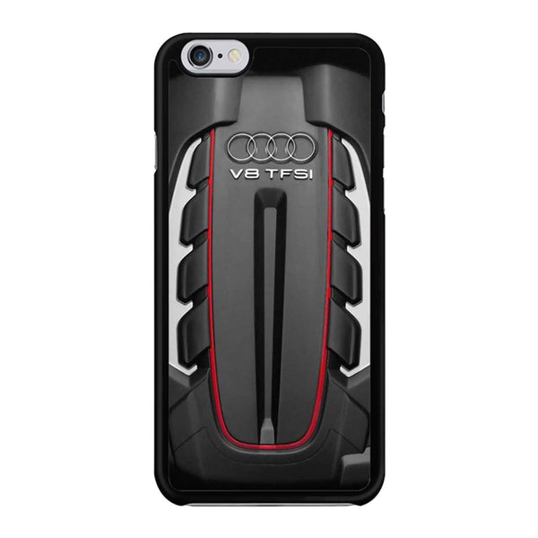 Audi S6 Twin Turbocharged Engine Iphone 6 / 6S Case