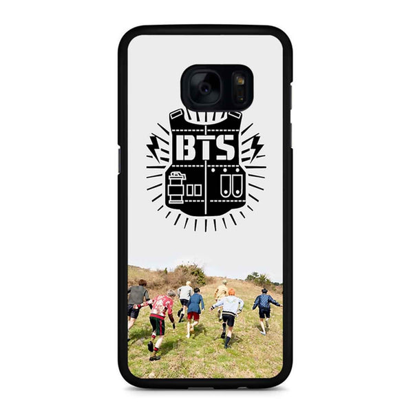 Bts Phone Logo Samsung Galaxy S7 Edge Case
