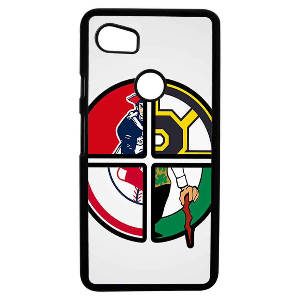 Boston 4 Google Pixel 2XL Case