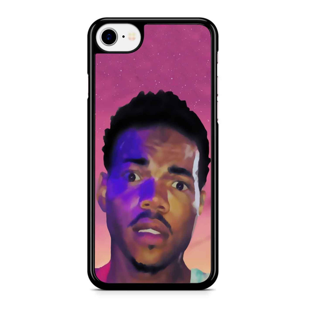 Chance The Rapper 5 iPhone 8 Case