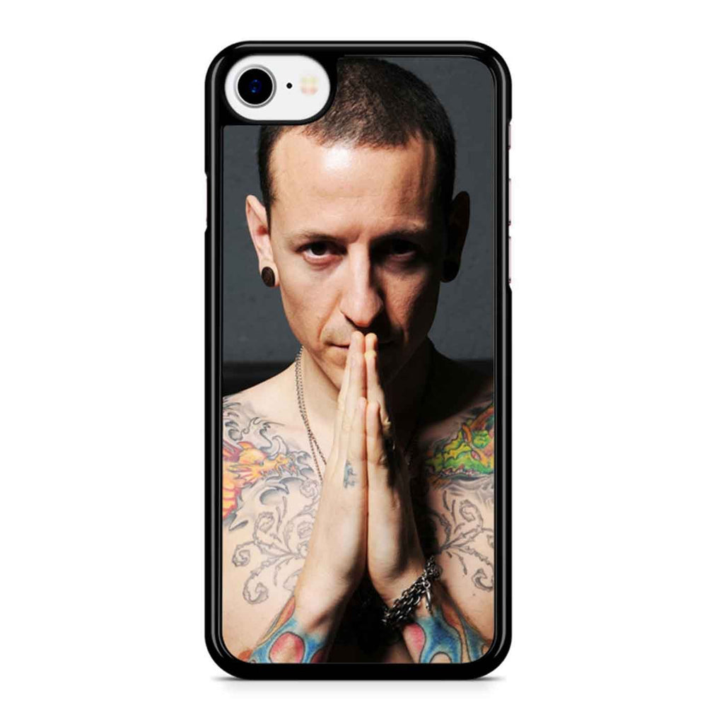 Chester Bennington 1 iPhone 8 Case
