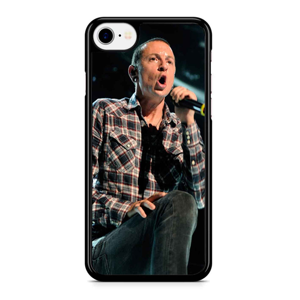 Chester Bennington 2 iPhone 8 Case