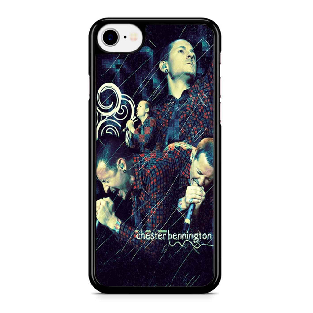 Chester Bennington 7 iPhone 8 Case