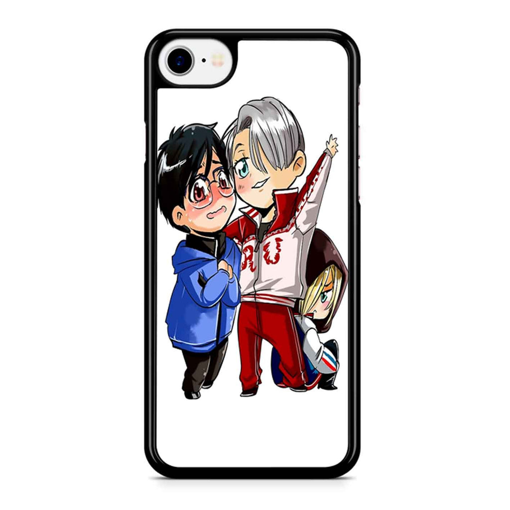 Chibi Yuri On Ice iPhone 8 Case