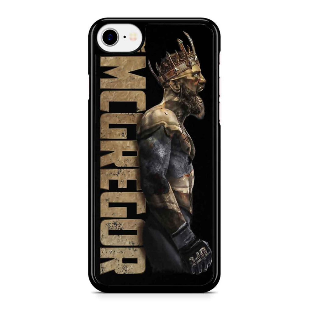 Conor Mcgregor Gold King iPhone 8 Case