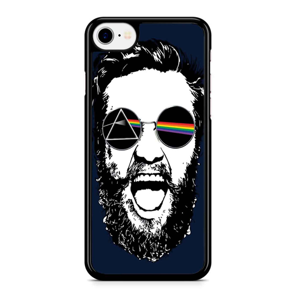 Conor Mcgregor Pink Floyd Darkside iPhone 8 Case
