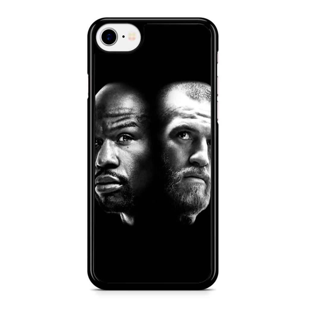 Conor Mcgregor And Floyd Mayweather iPhone 8 Case