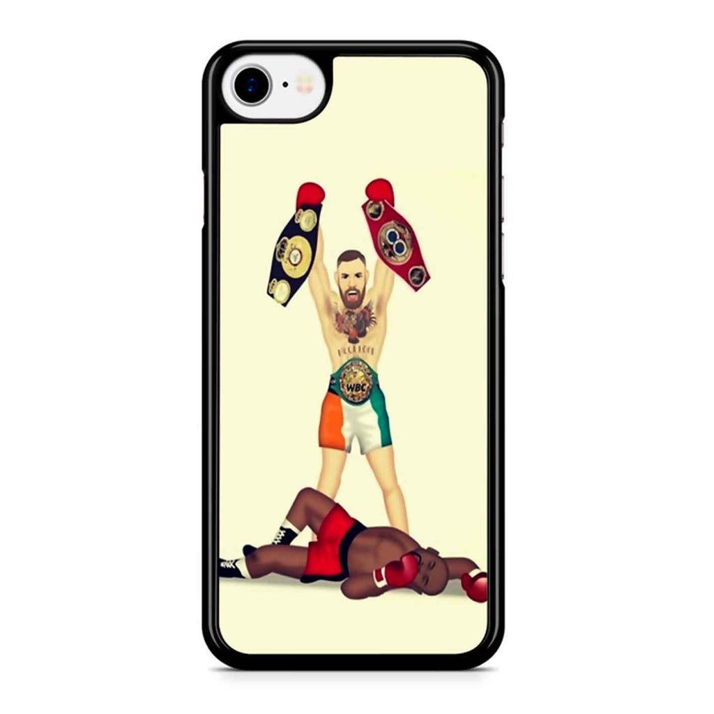Conor Mcgregor Vs Floyd Mayweather iPhone 8 Case