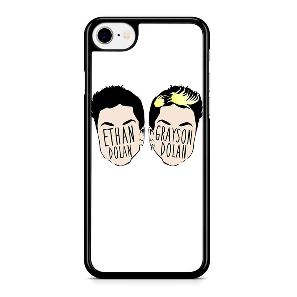 Dolan Twins Ethan Dolan Grayson Dolan iPhone 8 Case